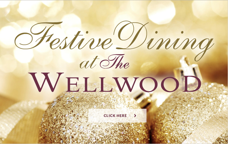Festive dining at the Wellwood